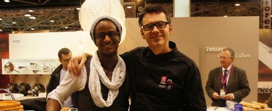 Stéphane Réau et Jeremy jean Baptiste
