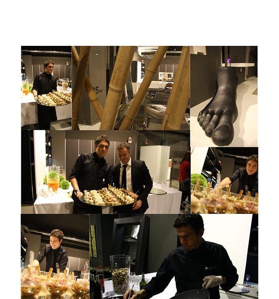 Cocktail dinatoire boutique trentotto Toulouse