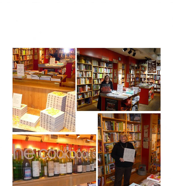 the cookbook store