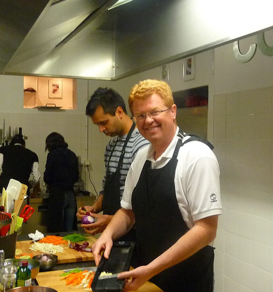 cours de cuisine cooking4u