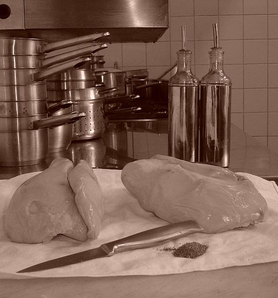 Préparer son foie gras Stéphane Réau