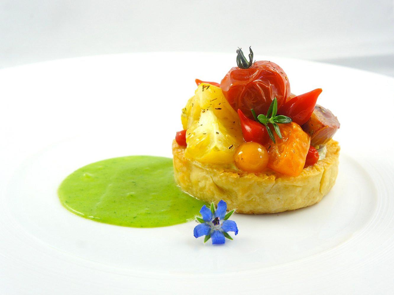 Tartelette salée