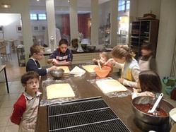 Noël à l'atelier de cuisine gourmande de Renaud Defour