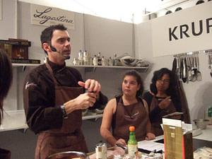 Salon Cuisinez! au Carrousel du Louvre